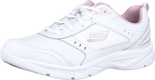 Skechers12154 12154_WHT Damen: : Schuhe & Handtaschen wTyJS