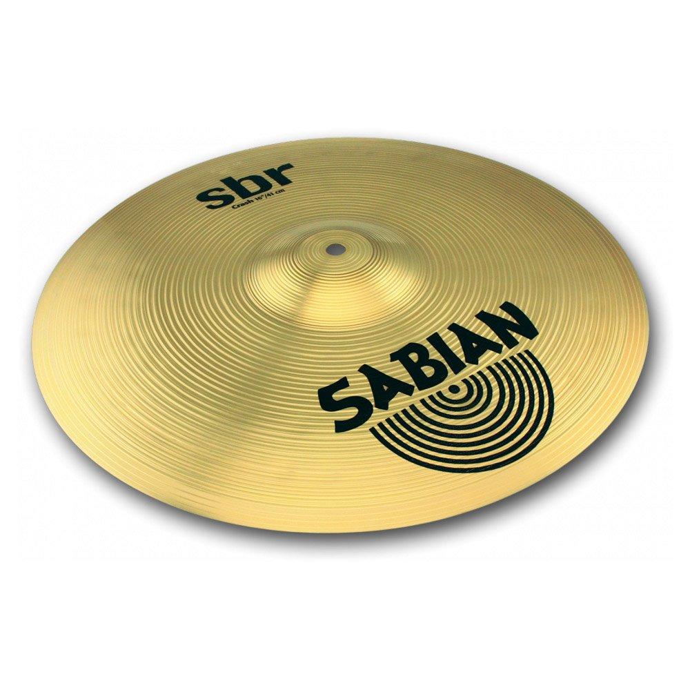 'Sabian sbr1606SBR–flach-Akku,-16THIN -16THIN Suprovox