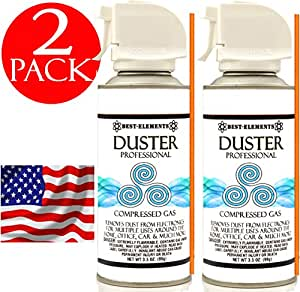 compressed air duster can of best elements professional cleaner non toxic no. Black Bedroom Furniture Sets. Home Design Ideas
