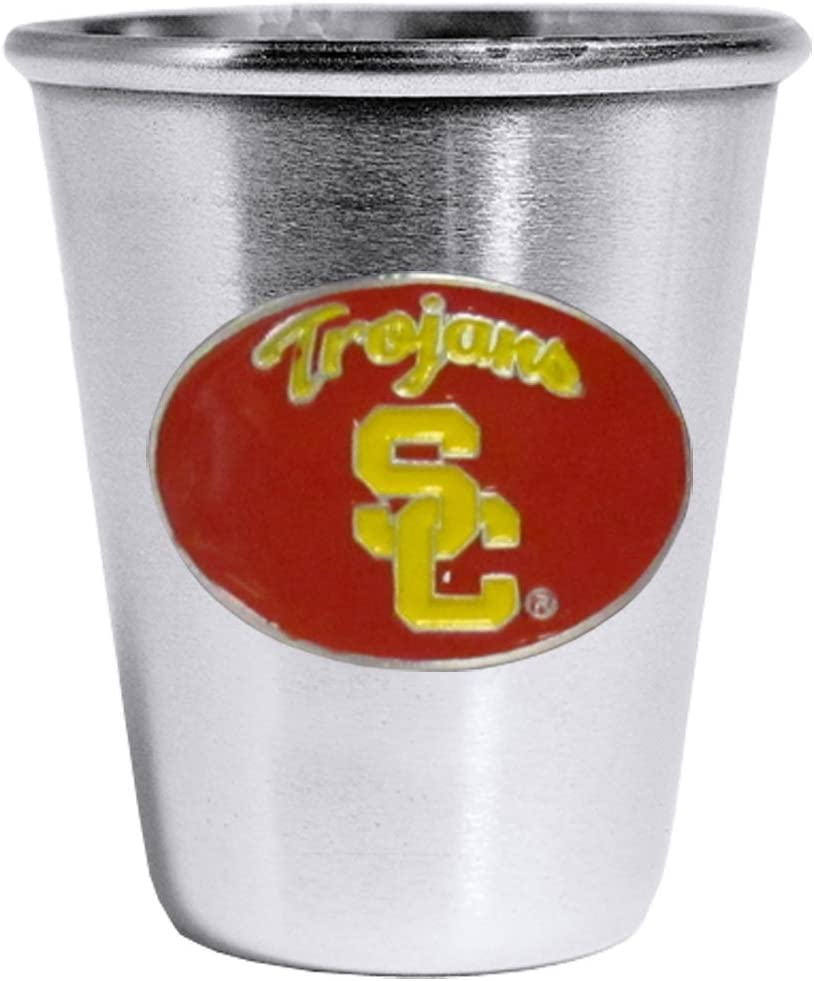 Siskiyou NCAA Steel Shot Glass