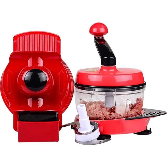 Compra YJDT Cómoda Cocina cortadora de Verduras rallador Fruta ...