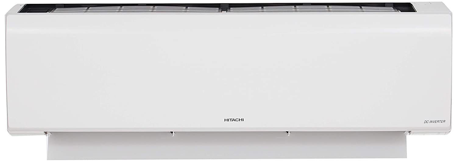 Hitachi 1.5 Ton 5 Star Inverter Split AC (Copper, KASHIKOI 5100x RSB518HBEA White)