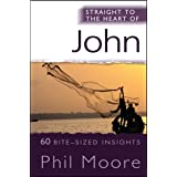 Straight to the Heart of John: 60 Bite-Sized Insights