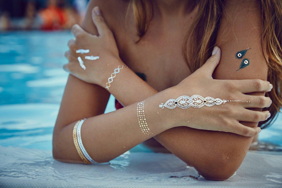 Miss Sophie s exclusiva Metallic Tatuajes Mandala Magic: 17 ...