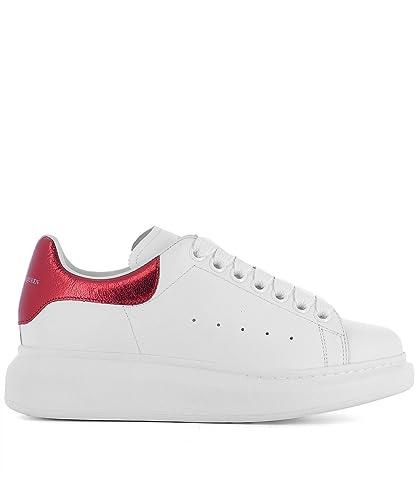 Alexander McQueen Sneakers Donna 462214WHFBU9093 Pelle