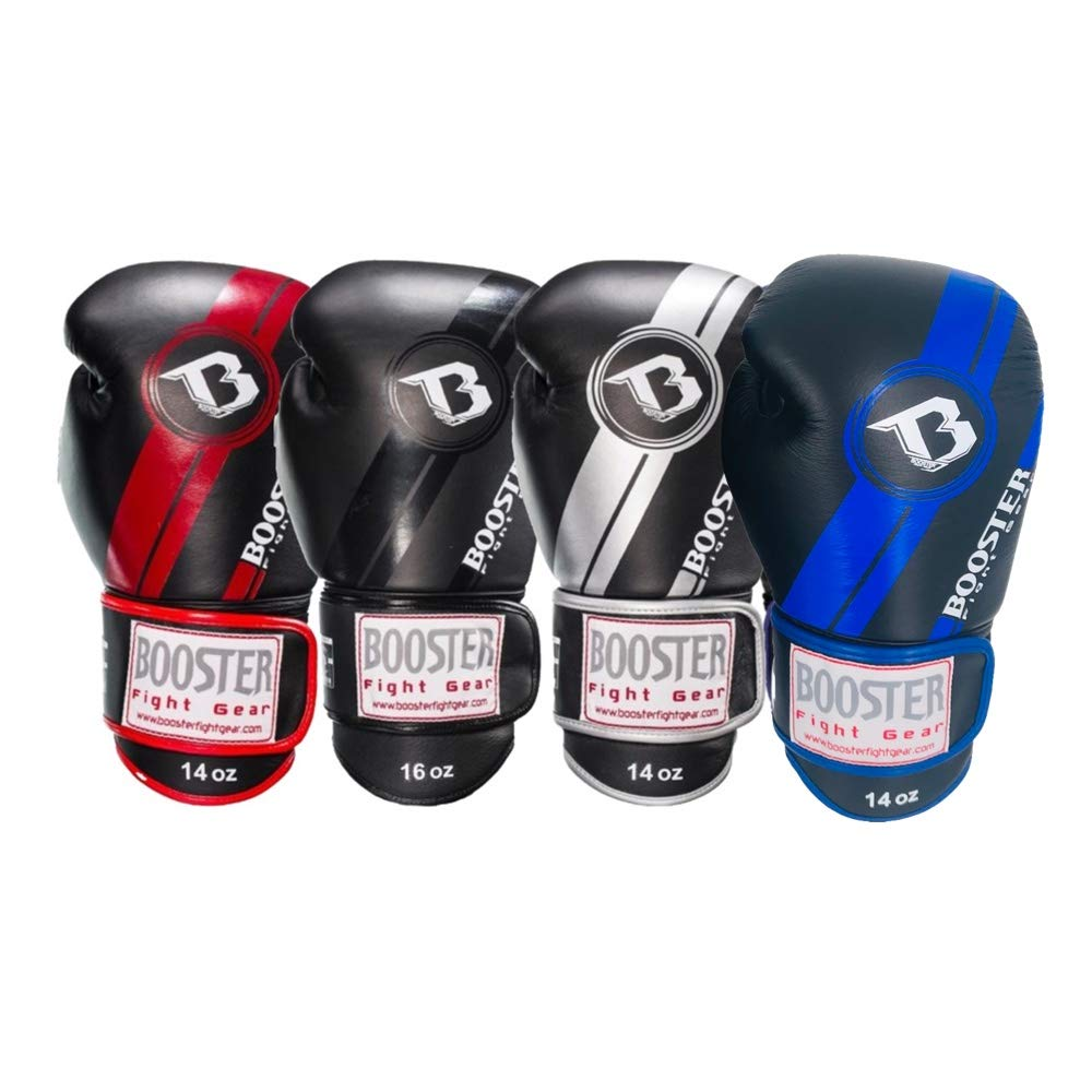 Booster V3 Boxing Gloves Muay Thai Kickboxing Sparring Gloves 10oz 12oz 14oz 16oz