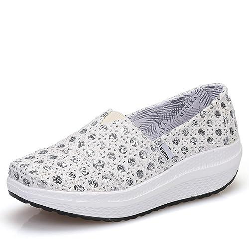 es Y Complementos Lfeu Altas Amazon Zapatillas Mujer Zapatos qUxUIw1Y6z