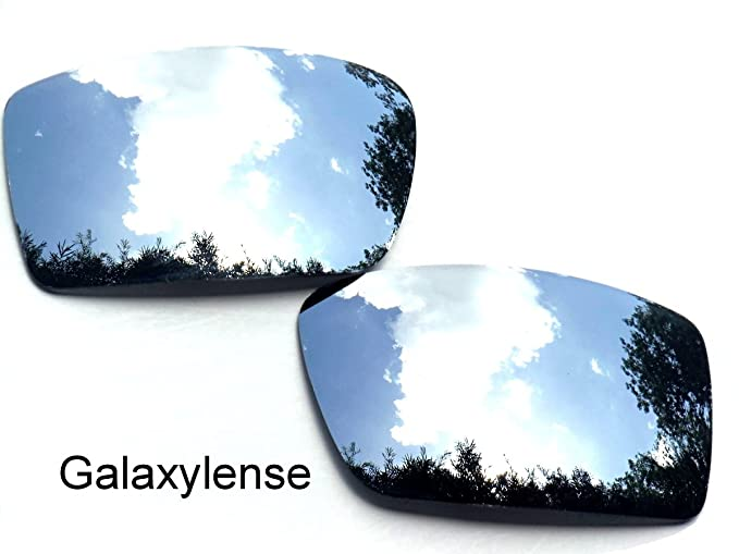 88353330de242 Galaxylense Replacement Lenses for Oakley Fuel Cell Titanium Color Polarized  (Titanium)