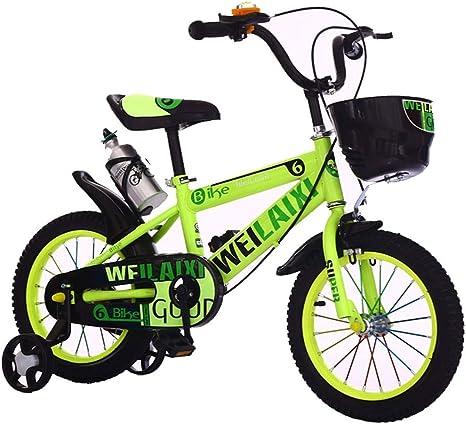Dsrgwe Bicicleta niño, Bicicletas niños, Bicicletas for niños de 3 ...