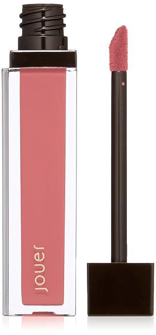 Amazon.com: Jouer Long-Wear Lip Crème Liquid Lipstick, Pétale De ...