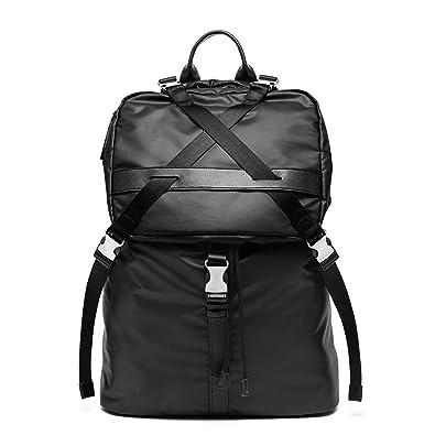add451fafc91 OMT バックパック 大容量 ファッション スクール ビジネス デイパック 軽量 防水 バッグ 通勤 通学 旅行 ハイキング