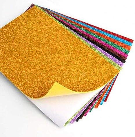 Decorative Crafts Multicolor Foam Paper Scrapbooking For Kid Gift Craft DIY Hot