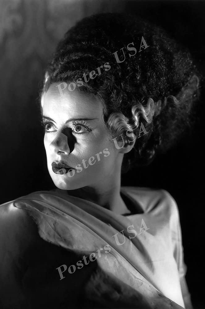 Posters USA The Bride of Frankenstein GLOSSY FINISH Movie Poster - FIL878 (24