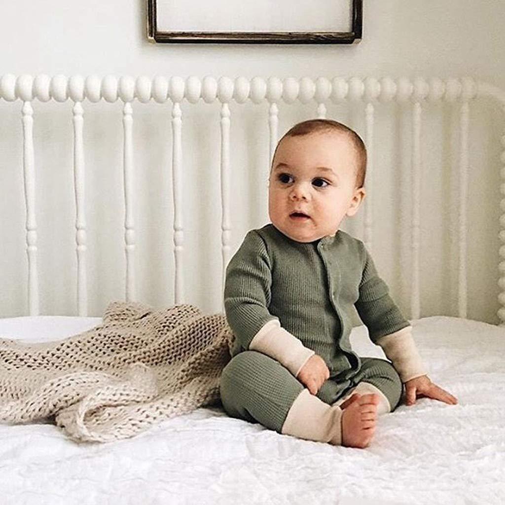 TTStore Cute Toddler Baby Boy Girl Hooded Romper Jumpsuit Outfit Newborn Boys Girls Hoodies Warm Rompers Brief Clothing