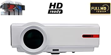 Proyector Video Full HD 1080p Video Proyector 1080p 5000 ...