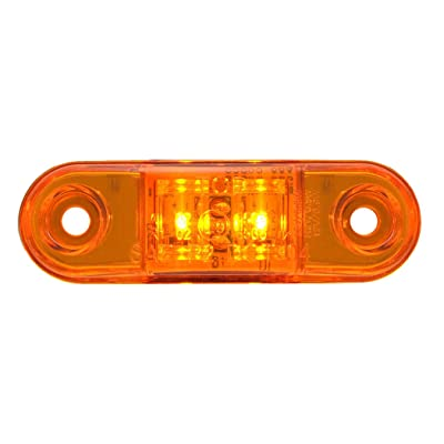 Optronics MCL15APGP LED Marker Light: Automotive