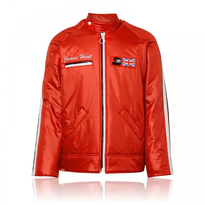 James Hunt Racing Equipo Vintage Chaqueta Limited Edition M ...