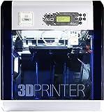 XYZ Da Vinci Imprimante 3D avec Scanner intégré Couleur Blanc/Gris
