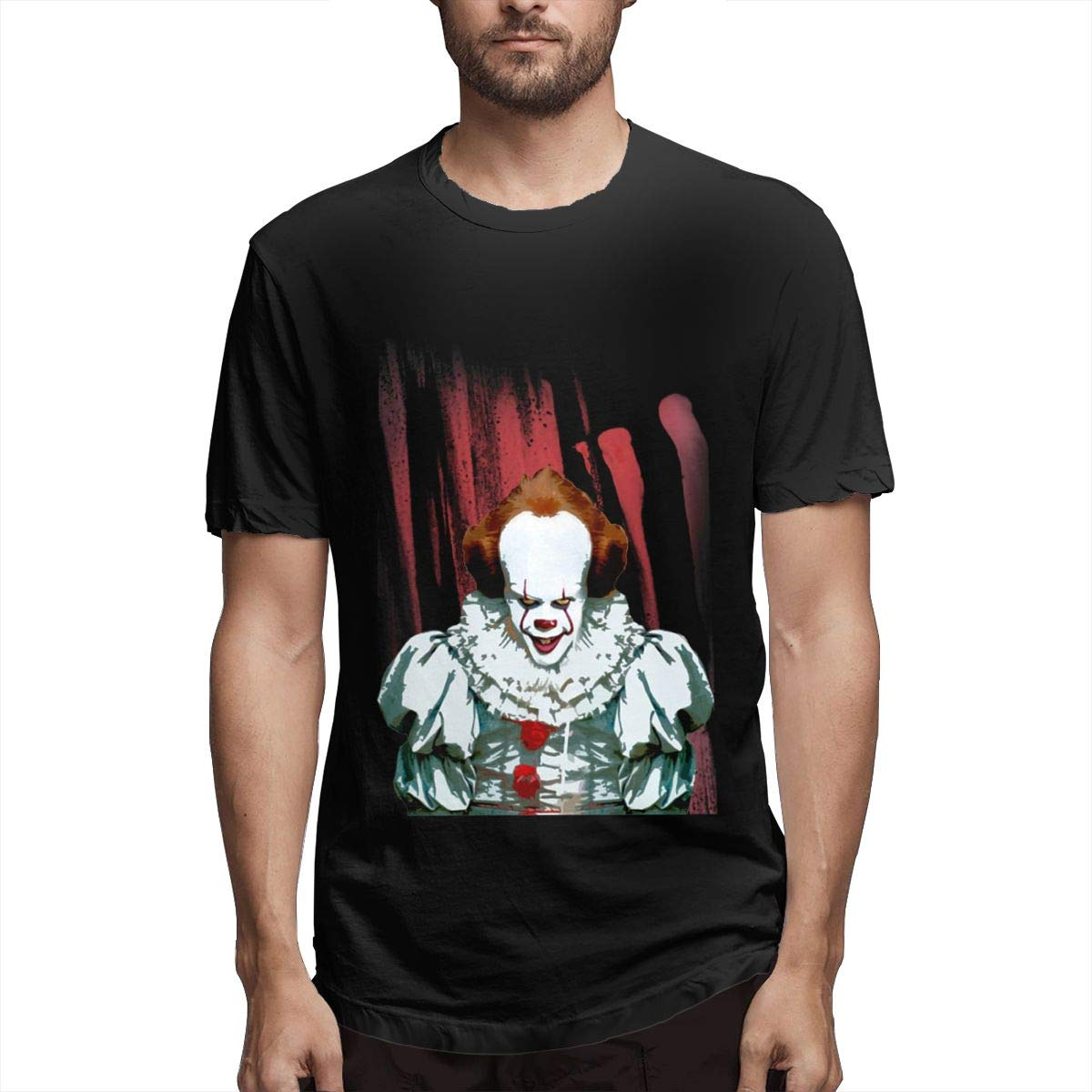 Troom 2019 It Chapter 2 Custom S Black Unisex Shirts
