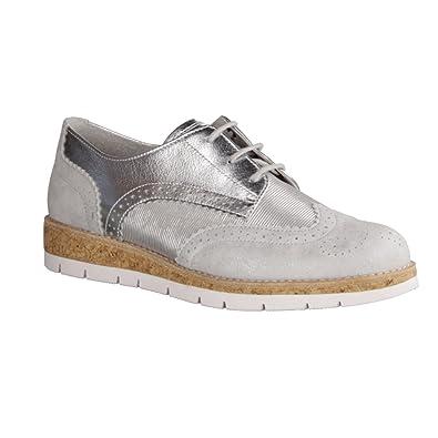 Gabor 62.558.42, Chaussures de Ville à Lacets pour Femme Femme Femme  Amazon.fr   617bfe