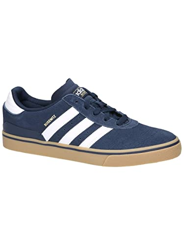 e2bfe9dccd adidas Men s Busenitz Vulc Adv Skateboarding Shoes Blue  Amazon.co ...