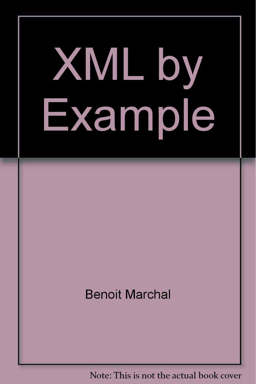 Xml by Example