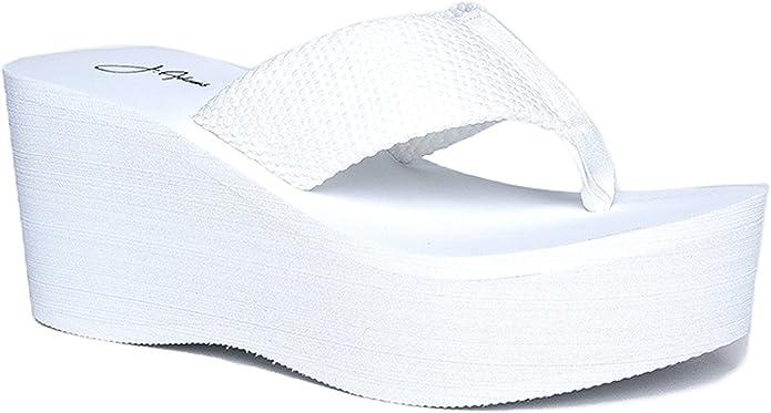 Amazon.com | Wave Platform Sandal