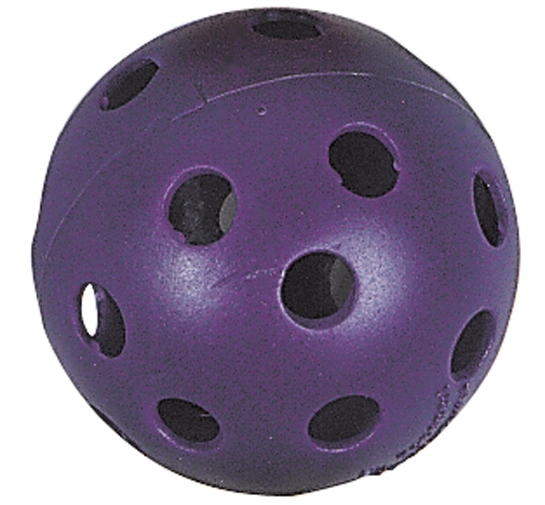 Markwort 9-Inch Plastic Balls-Box of 100, Purple by Markwort