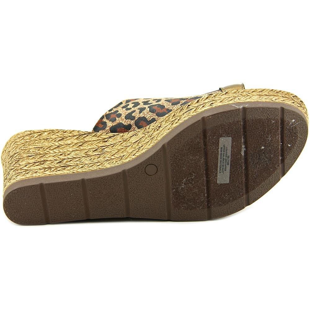 Bella Vita Women's Formia Wedge Sandal B01AAENDH2 10 B(M) US|Leopard