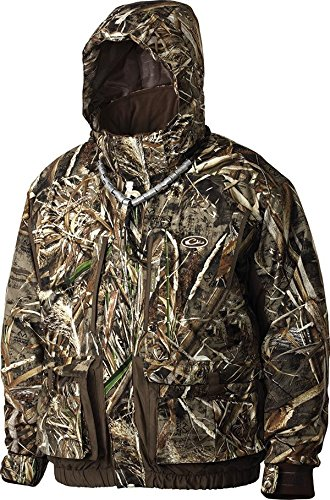 2485c44fdcb4f Amazon.com: Drake Waterfowl LST 4-N-1 Wader Coat: Clothing