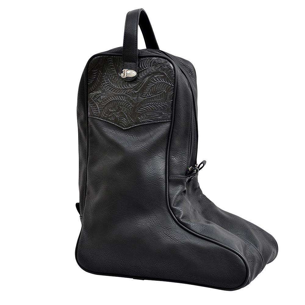 3 D Belt Company Accessories Mens Brown Boot Bag Black