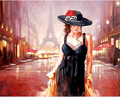 DIY 5D Diamond Painting by Number Kits for Kids /& Adults Beginner Crystal Rhinestone Embroidery Paintings Pictures Cross Stitch Arts Craft Canvas Wall Decor Full Drill