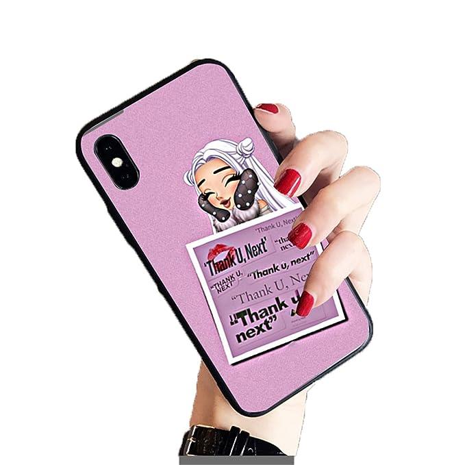 coque iphone xs max ariana grande