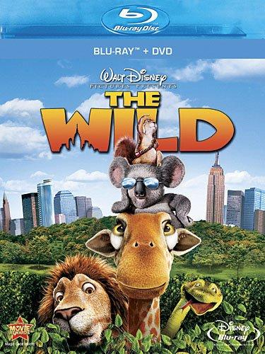 Wild [Blu-ray+DVD]