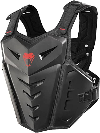 Motorcycle Chest Protector Riding Racing Guard Motocross Vest Body Armor Guard