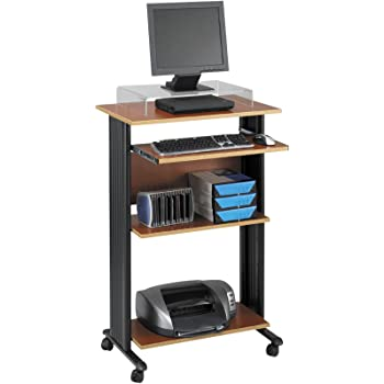 Amazon Com Safco Products 1929cy Muv 35 49 Quot H Stand Up