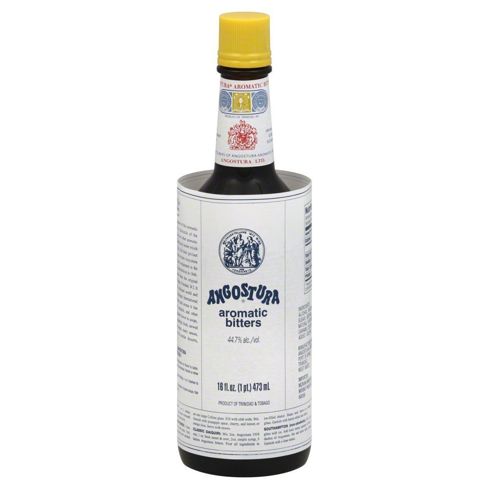 Angostura Aromatic Bitters 16.0 OZ(Pack of 4)