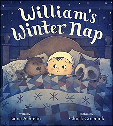 William's Winter Nap Book Cover