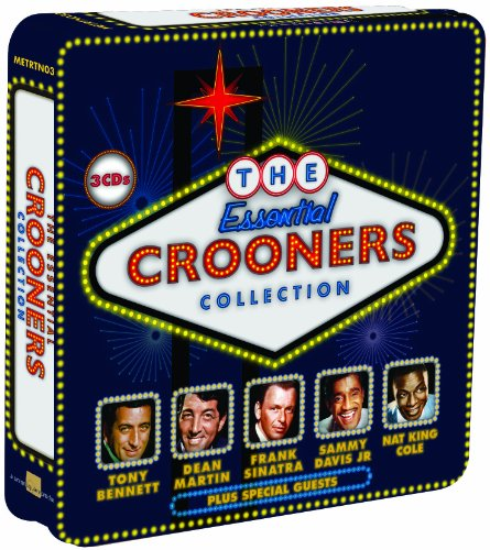 Essential Crooners Collection / Various (Three Cd Music Tin)