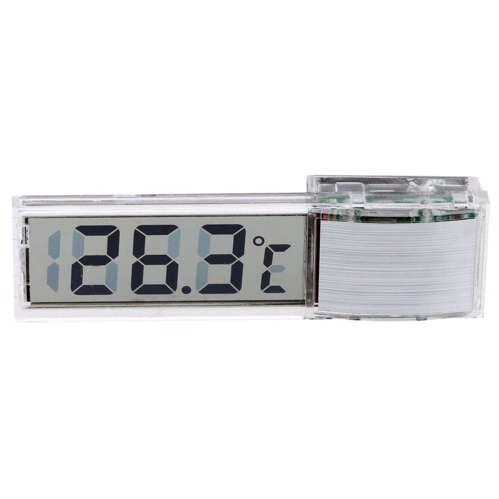 blanco Mini Digital Higrometro Termometro Medidor de humedad centigrados /¡/ã C Termometro R TOOGOO