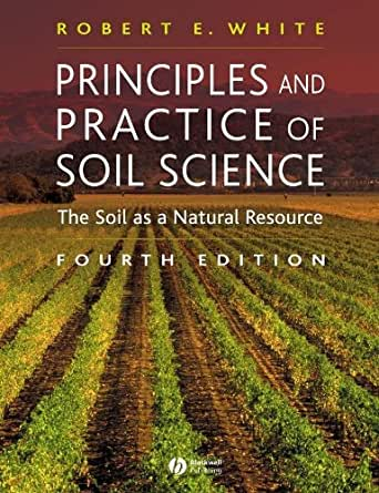 Principles and practice of soil science the soil as a for Soil definition science