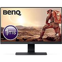BenQ GL2580HM Écran Gaming de 24.5 pouces, FHD 1080p, 1ms, Eye care, HDMI, Haut-parleurs