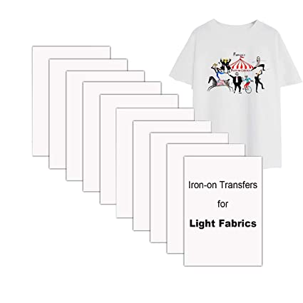 image about Printable Tshirt Transfers titled : Gentle T-Blouse Transfers for Inkjet Printers