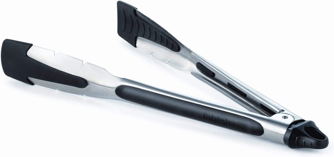 Calphalon Stainless Steel Tongs