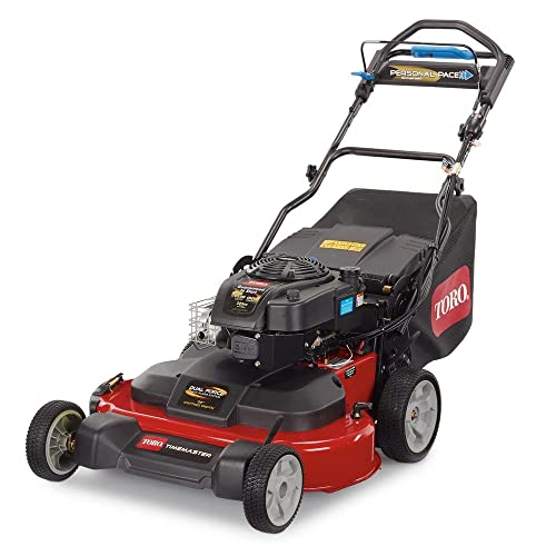 Toro The Company 21200 TimeMaster 30 Briggs Stratton Electric Start Gas Mower