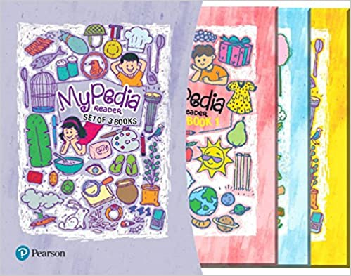 My Pedia Reader Books