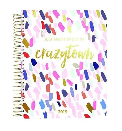 Amazon.com : Mary Square 18 Month Agenda July 2018- December ...