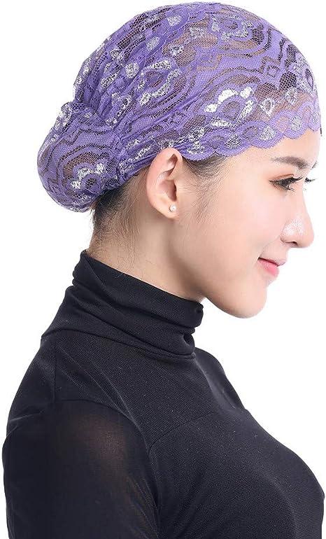 Baby Kids Child Muslim Turban Hat Night Sleep Cap Headscarf Headwear Headwrap