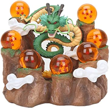 Siyushop Dragon Ball Z: Montaña Bola De Cristal Shenron ...
