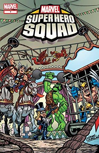 Amazon.com: Super Hero Squad (2010) #7 eBook: Todd DeZago ...